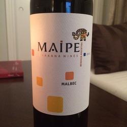 Maipe Malbec  Wine