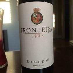 Fronteira   Wine