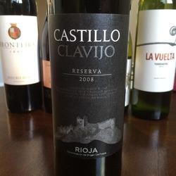Castillo Clavijo Reserva  Wine