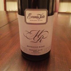 Evans & Tate Metricup Road  Wine