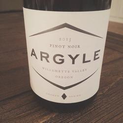 Argyle Pinot Noir  Wine