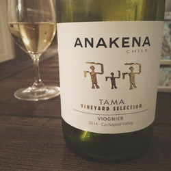 Anakena Tama Viognier   Wine
