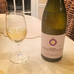 Laudun Côtes-Du-Rhône Villages Blanc  Wine