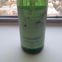Danaris Grüner Veltliner Austria Wine