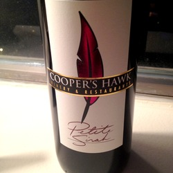 Coopers Hawk Petite Sirah United States Wine