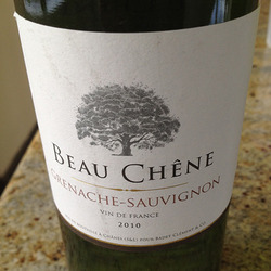 Le Beau Chêne France Wine