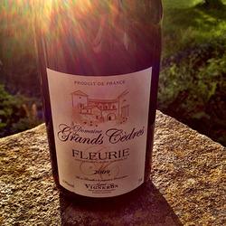 Domaine des Grands Cèdres Fleurie France Wine