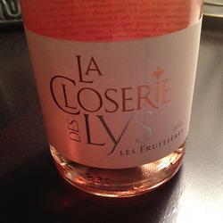 La Closerie - Des Lys Les Fruitieres France Wine