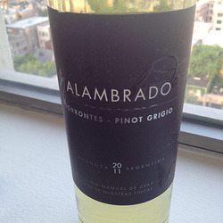 Alambrado Argentina Wine