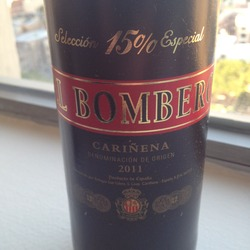 El Bombero Spain Wine