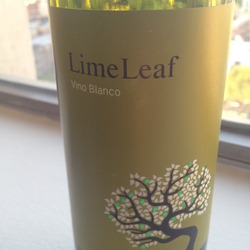 Lime Leaf Verdejo Spain Wine