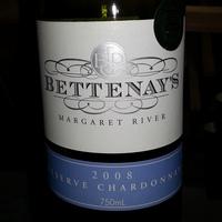 Bettenay's Reserve Chardonnay 2008, Australia