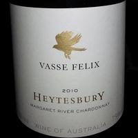 Vasse Felix Heytesbury Chardonnay 2010, Australia