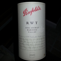 Penfolds RWT (Red Wine Trial) Shiraz 2006, Australia