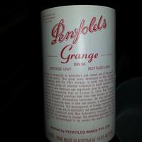 Penfolds Bin 95 Grange Shiraz 1997, Australia