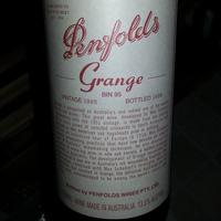 Penfolds Bin 95 Grange Shiraz 1995, Australia