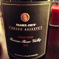 Grand Reserve Pinot Noir 2010,