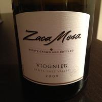 Zaca Mesa Viognier 2009,