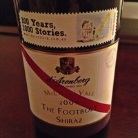 The Footbolt Shiraz 2009,