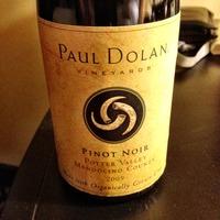 Paul Dolan Pinot Noir 2009,