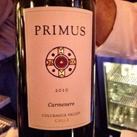 Primus Carménère 2010,
