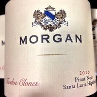 Morgan Twelve Clones Pinot Noir  2010,