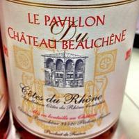 Le Pavillon Château Beauchene Rosé 2011,