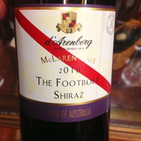 The Footbolt Shiraz 2010,