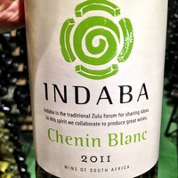 Indaba Chenin Blanc 2011,