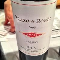 Prazo de Roriz Doc Douro 2009,