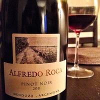 Alfredo Roca Pinot Noir 2011,