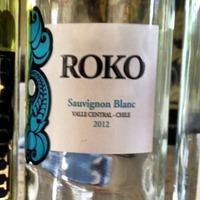 Roko Sauvignon Blanc 2012,
