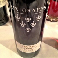 Graham's Six Grapes ,