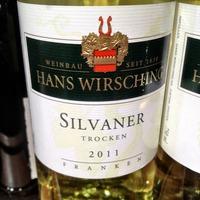 Hans Wirsching Silvaner Trocken 2011,