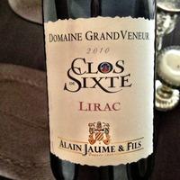 Domaine Grand Veneur Lirac Clos de Sixte 2010,