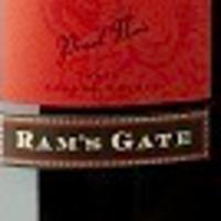Ram's Gate Winery Pinot Noir 2011,
