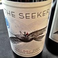The Seeker Malbec 2011,
