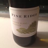 Pine Ridge Chenin Blanc-Viognier 2011, United States