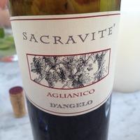 D'Angelo Sacravite Aglianico 2010,