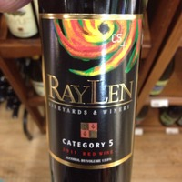 Category 5 Red Wine ,