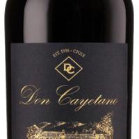 Don Cayetano Caberinet Sauvignon  2011,