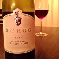 Schug Pinot Noir 2012,