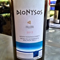 Dionysos Fileri 2012,