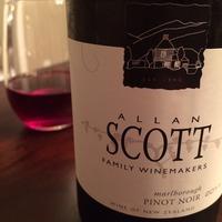 Allan Scott Pinot Noir 2011, New Zealand