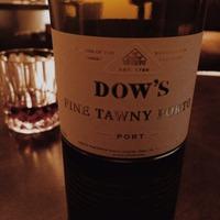 Dow's Fine Tawny Porto ,