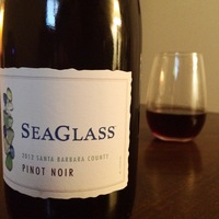 Seaglass Pinot Noir 2012,