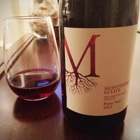 Montinore Estate Pinot Noir 2012,
