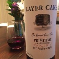 Layer Cake Primativo 2011,