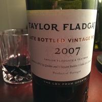 Taylor Fladgate LBV 2007,