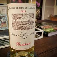 Barons de Rothschild Sélection Prestige 2014, France